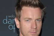 Ewan McGregor Spiked Hair