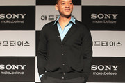 Will Smith Cardigan