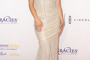 Danica McKellar Lace Dress