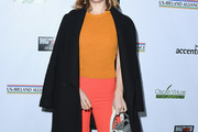 Jane Levy Wool Coat