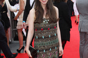 Anna Popplewell Beaded Dress