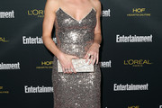 Jennifer Morrison Beaded Dress