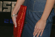 Susannah Murray Patent Leather Clutch