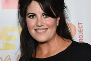 Monica Lewinsky Half Up Half Down
