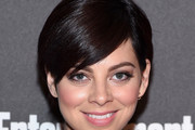 Krysta Rodriguez Side Parted Straight Cut