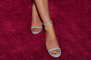 Jaime King Strappy Sandals