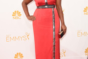 Mindy Kaling Halter Dress