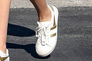 Reese Witherspoon Leather Sneakers