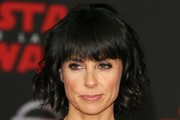Constance Zimmer Curled Out Bob