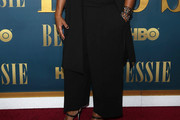 Queen Latifah Wide Leg Pants