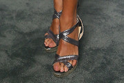 Sonja Morgan Strappy Sandals