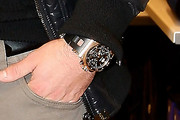 Wesley Sneijder Sterling Chronograph Watch