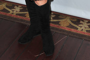 Annie Potts Knee High Boots