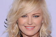 Malin Akerman Medium Wavy Cut with Bangs