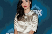 Maya Erskine Crop Top