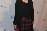 Paula Malcomson Wool Coat