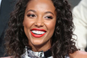 Kylie Bunbury Medium Curls