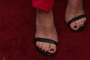 Idina Menzel Strappy Sandals