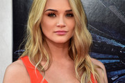 Hunter King Long Wavy Cut