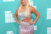 Brooke Hogan Cutout Dress