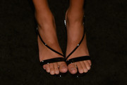 Kelly Rohrbach Strappy Sandals