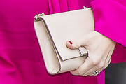 Princess Sofia of Sweden Leather Clutch