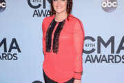 Brandy Clark Embellished Top