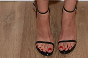 Abby Elliott Strappy Sandals