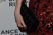 Betsy Brandt Beaded Clutch
