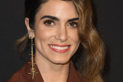 Nikki Reed Ponytail