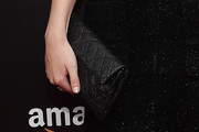 Dakota Fanning Quilted Clutch