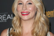 Candice Accola Long Wavy Cut