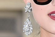 Amalie Gassmann Diamond Chandelier Earrings