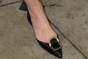 Jaime King Embellished Flats