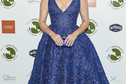 Bellamy Young Embroidered Dress