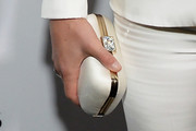 Lindsey Vonn Satin Clutch
