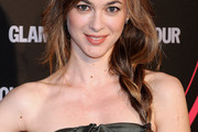 Marta Hazas Long Braided Hairstyle