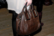Pom Klementieff Leather Tote