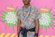 Nadji Jeter Button Down Shirt
