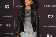 Kilo Kish Leather Jacket