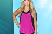 Jenn Brown Tank Top