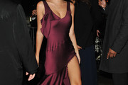 Emily Ratajkowski Cocktail Dress