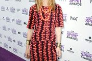 Sienna Guillory Print Dress