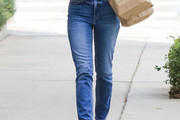 Lucy Hale Classic Jeans