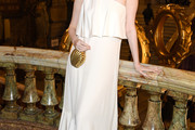 Karen Elson One Shoulder Dress