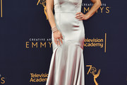 Candace Cameron Bure Mermaid Gown