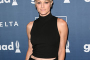 Teri Polo Crop Top