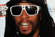 Lil Jon Rectangular Sunglasses