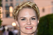 Jennifer Morrison Braided Updo