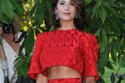 Gemma Arterton Crop Top